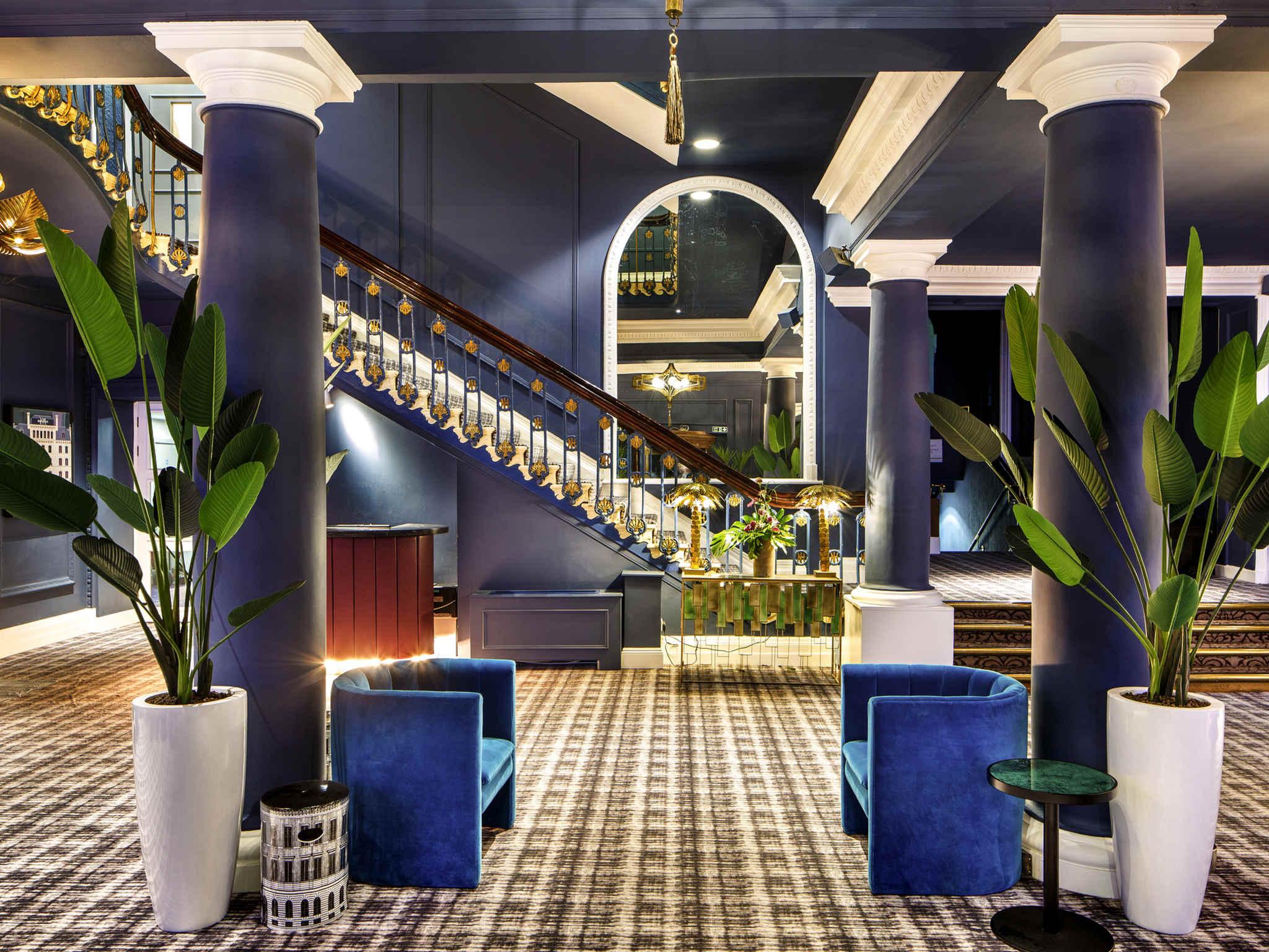 โรงแรม – Mercure Brighton Seafront Hotel