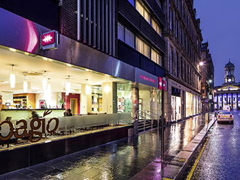 Reiseziel - Mercure Glasgow City Hotel
