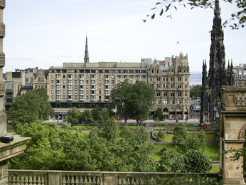 호텔 - Mercure Edinburgh City Princes Street Hotel