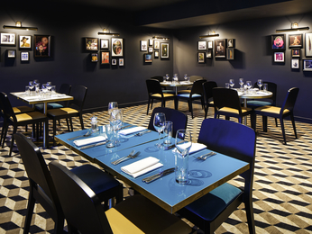 Restaurant - Mercure Edinburgh City Princes Street Hotel