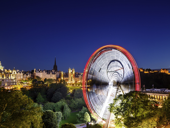 Les services - Mercure Edinburgh City Princes Street Hotel
