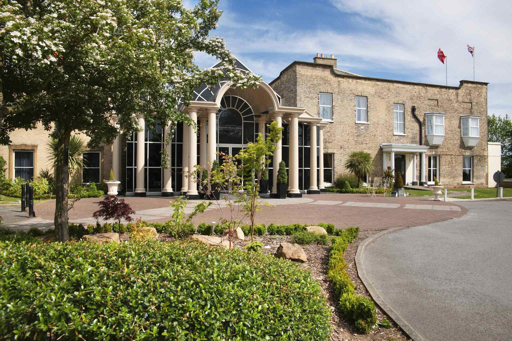 Family Mercure York Fairfield Manor Hotel