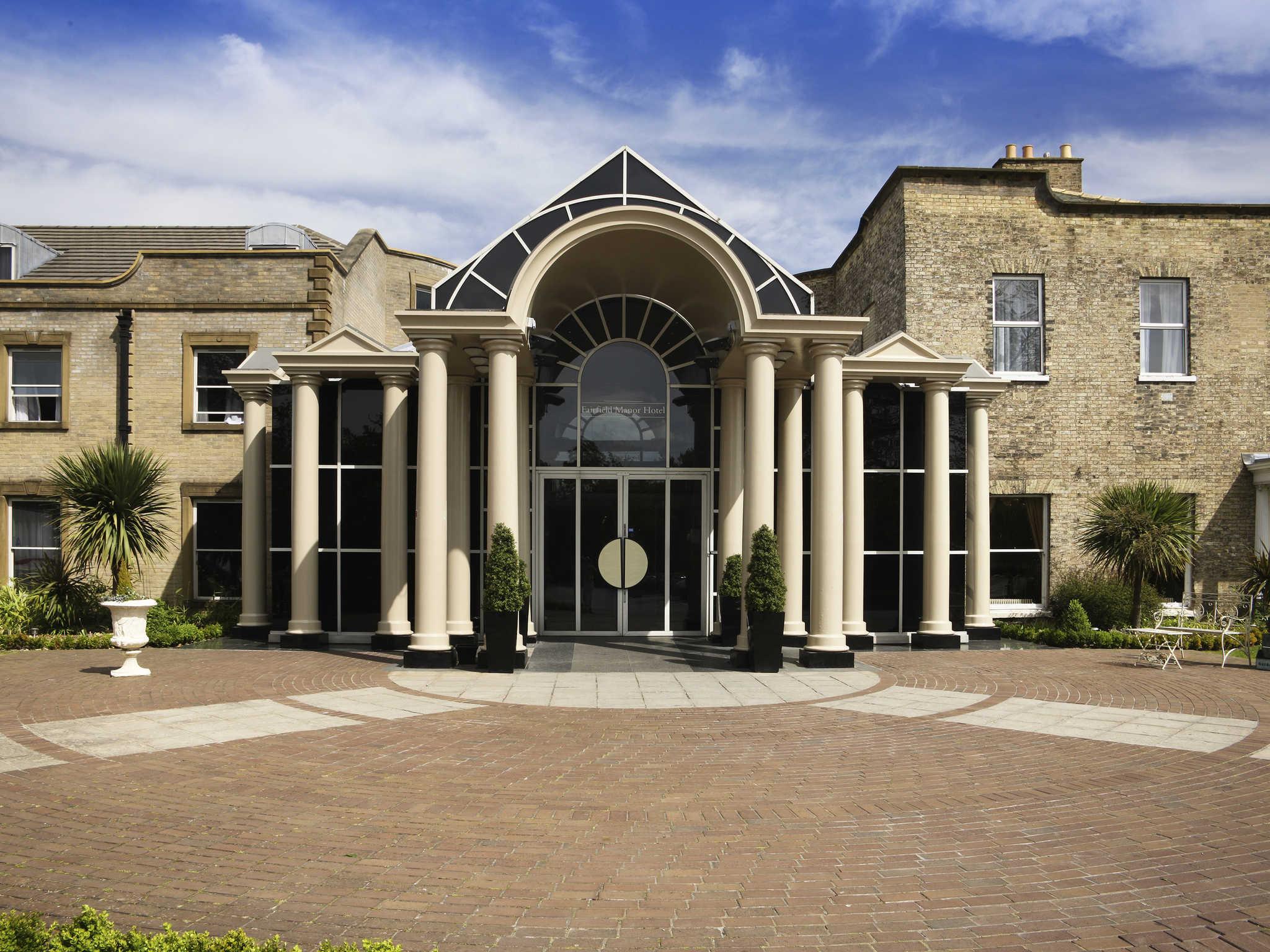 Hotell – Mercure York Fairfield Manor Hotel