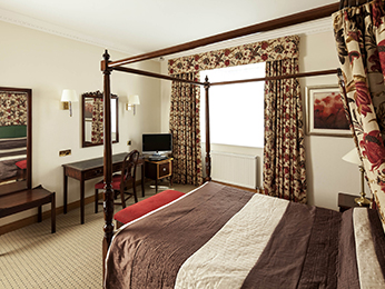 Quartos - Mercure York Fairfield Manor Hotel