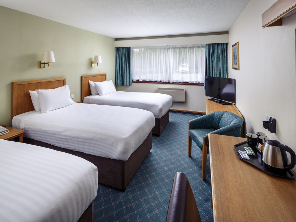 Hotel in EDINBURGH - Mercure Livingston Hotel