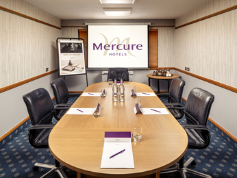 회의 - Mercure Livingston Hotel