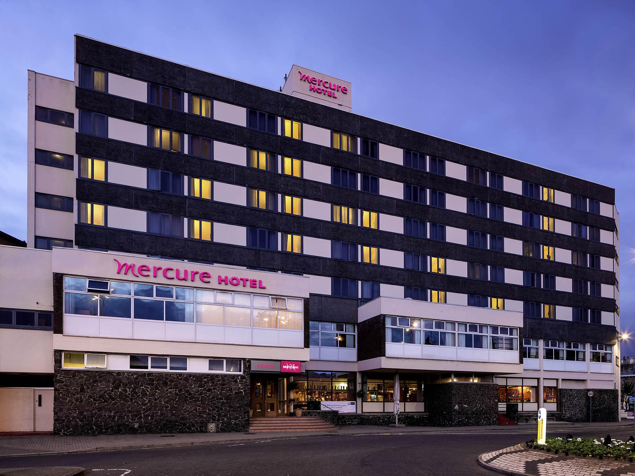호텔 – Mercure Ayr Hotel