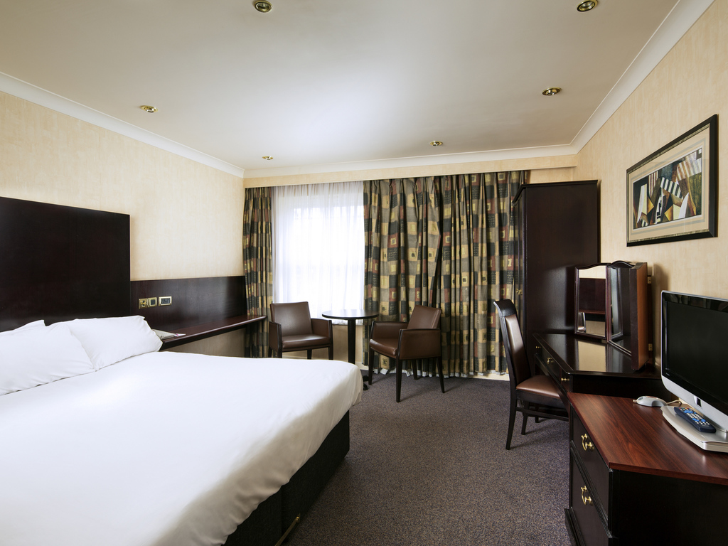 Mercure kidderminster viersterrenhotel in bewdley