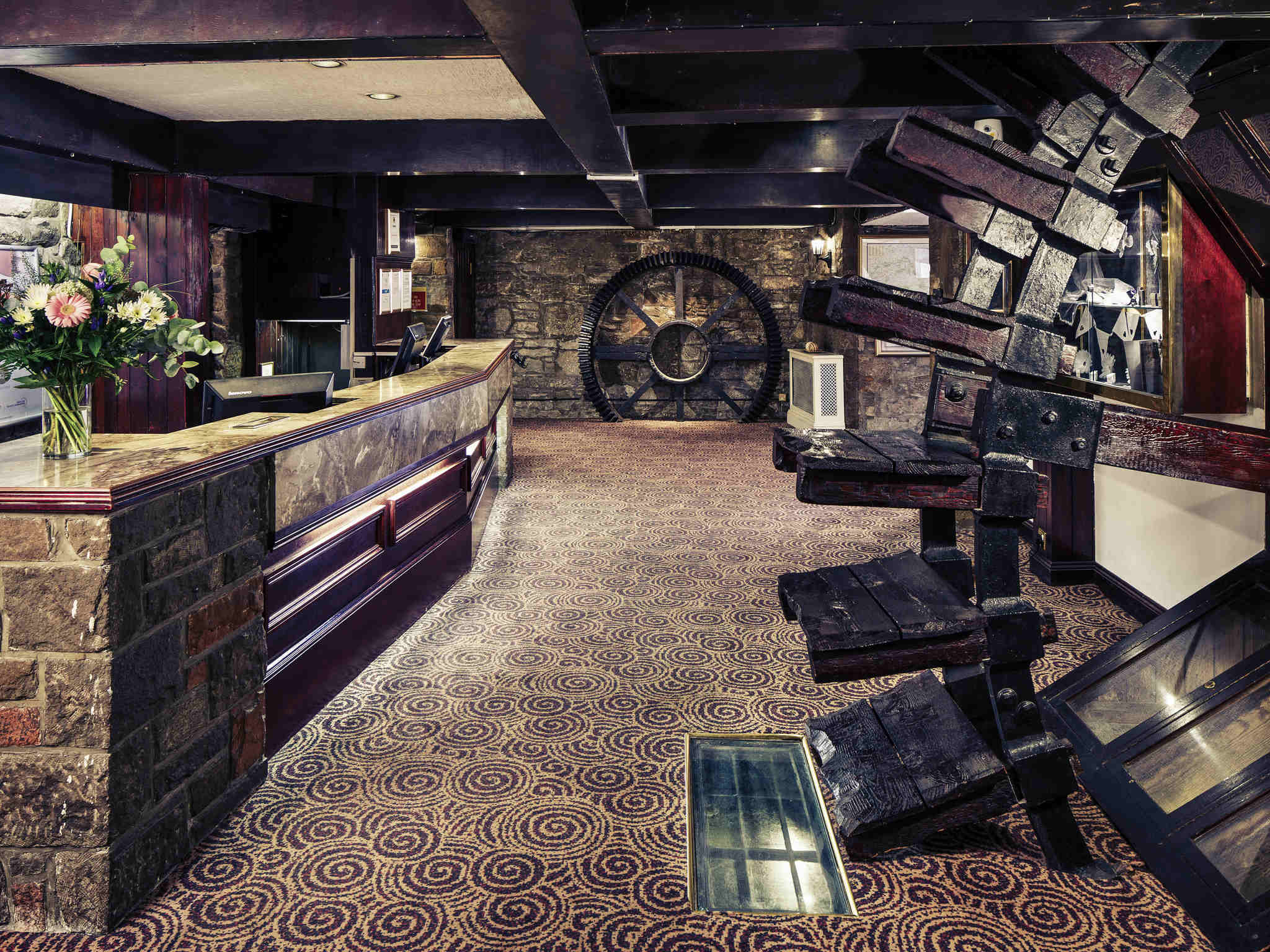 โรงแรม – Mercure Perth Hotel