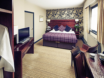 Rooms - Mercure Perth Hotel