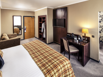 客室 - Mercure Inverness Hotel