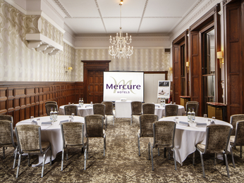 Meetings - Mercure Burton upon Trent Newton Park