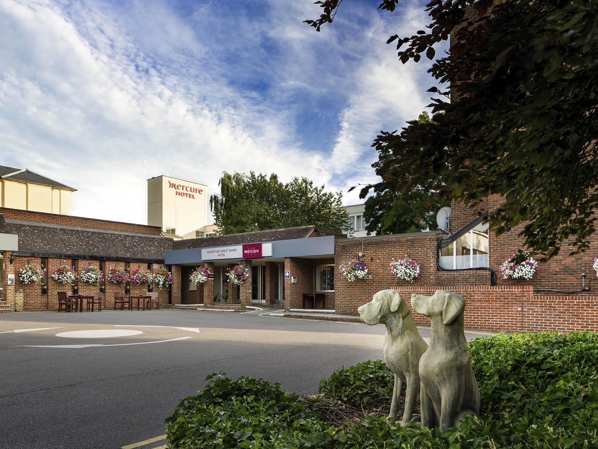Hotel – Mercure Maidstone Great Danes Hotel