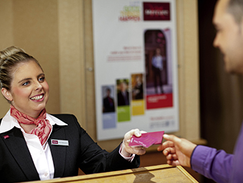 Servicios - Mercure Maidstone Great Danes Hotel