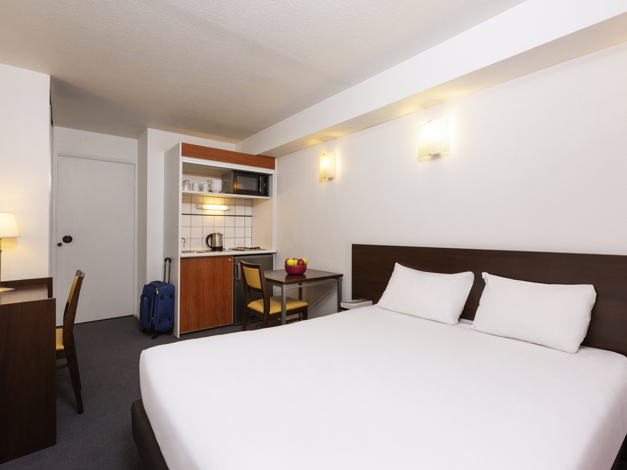 Hotel - Aparthotel Adagio access La Défense Léonard de Vinci