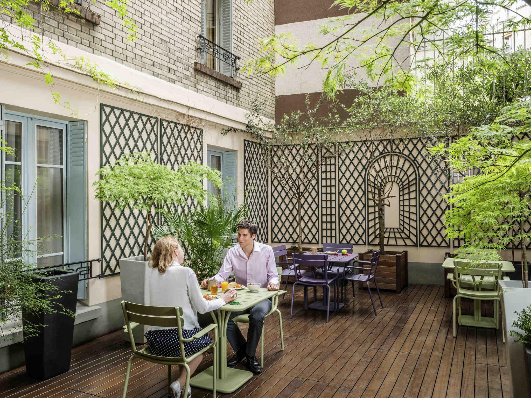 โรงแรม – อพาร์ทโฮเทล อดาจิโอ แอคเซส ฟิลิป ออกุสต์