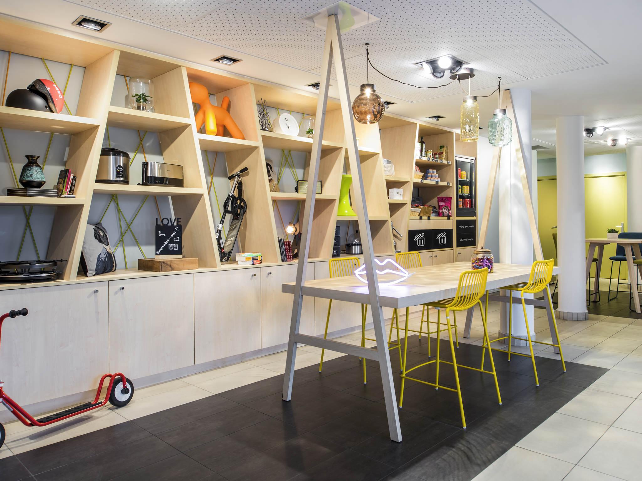 Otel – Aparthotel Adagio access Paris Porte de Charenton