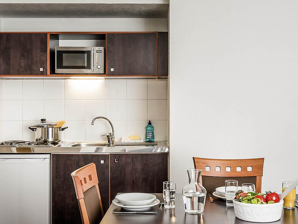Appartement une chambre pour 4 personnes