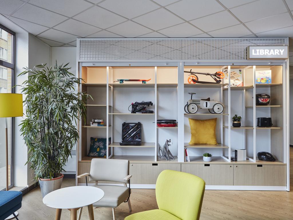 Location d 39 appartement en appart hotel ivry sur seine for Appart hotel paris location au mois