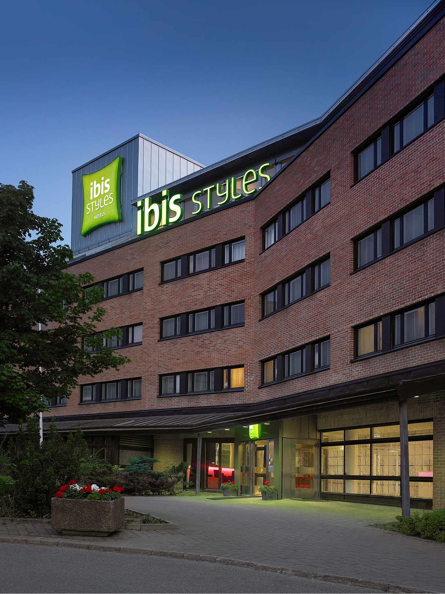 Ibis styles stockholm j rva affordable hotel in stockholm for Hotel stockholm
