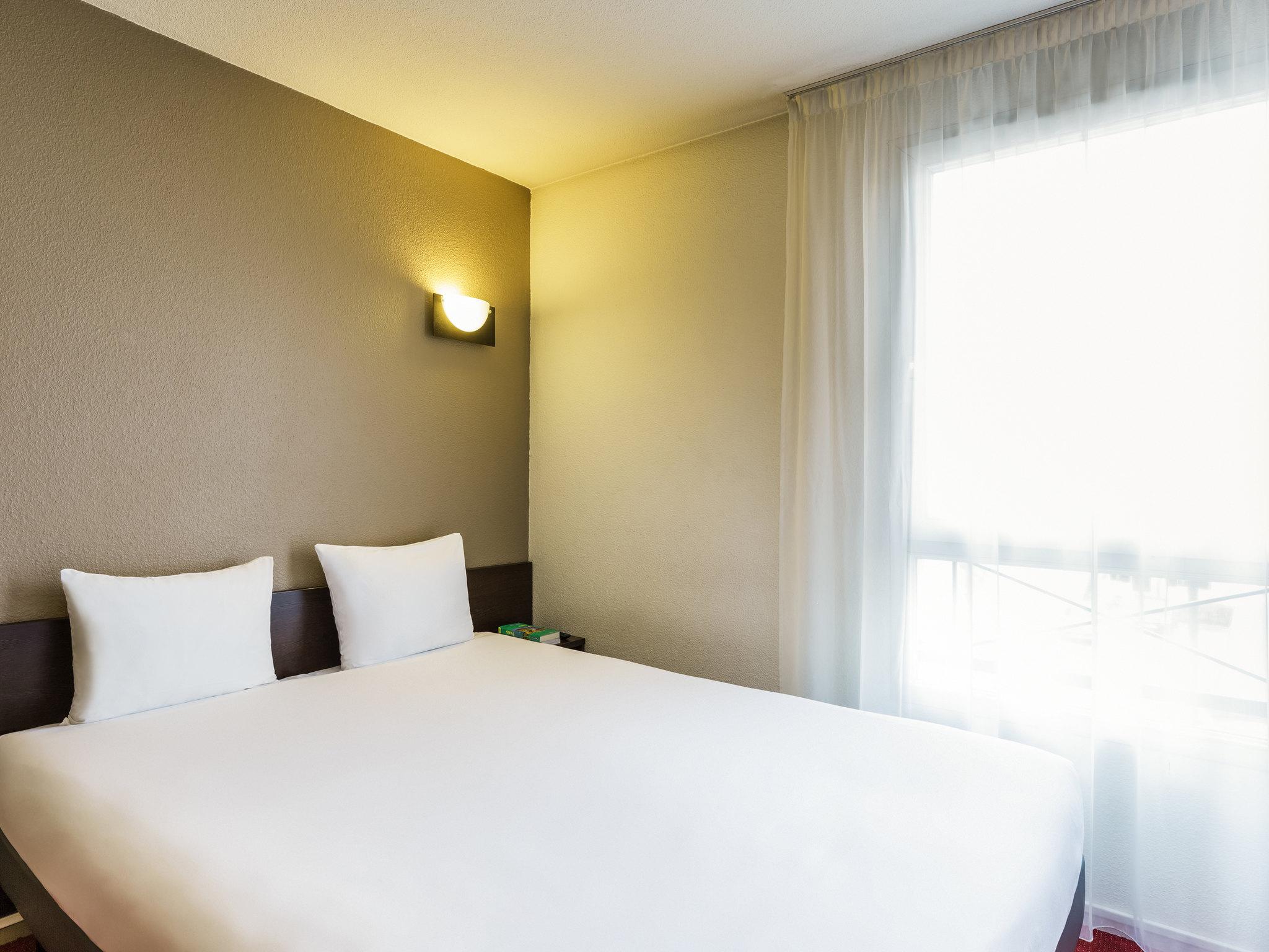 Отель — Апарт-отель Adagio access Ванв Порт-де-Версаль