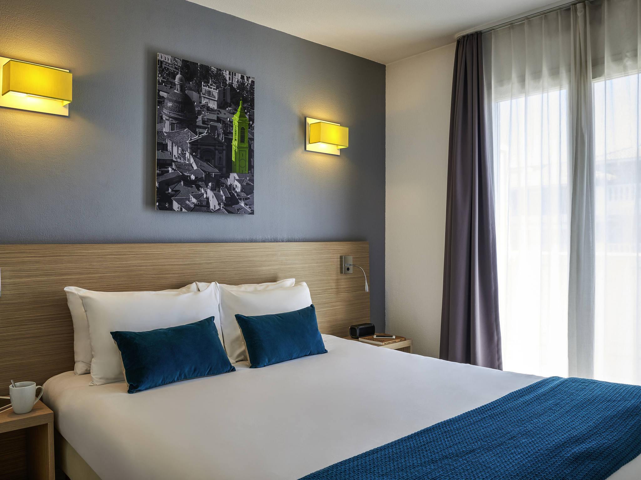 Отель — Aparthotel Adagio Access Ницца Маньян