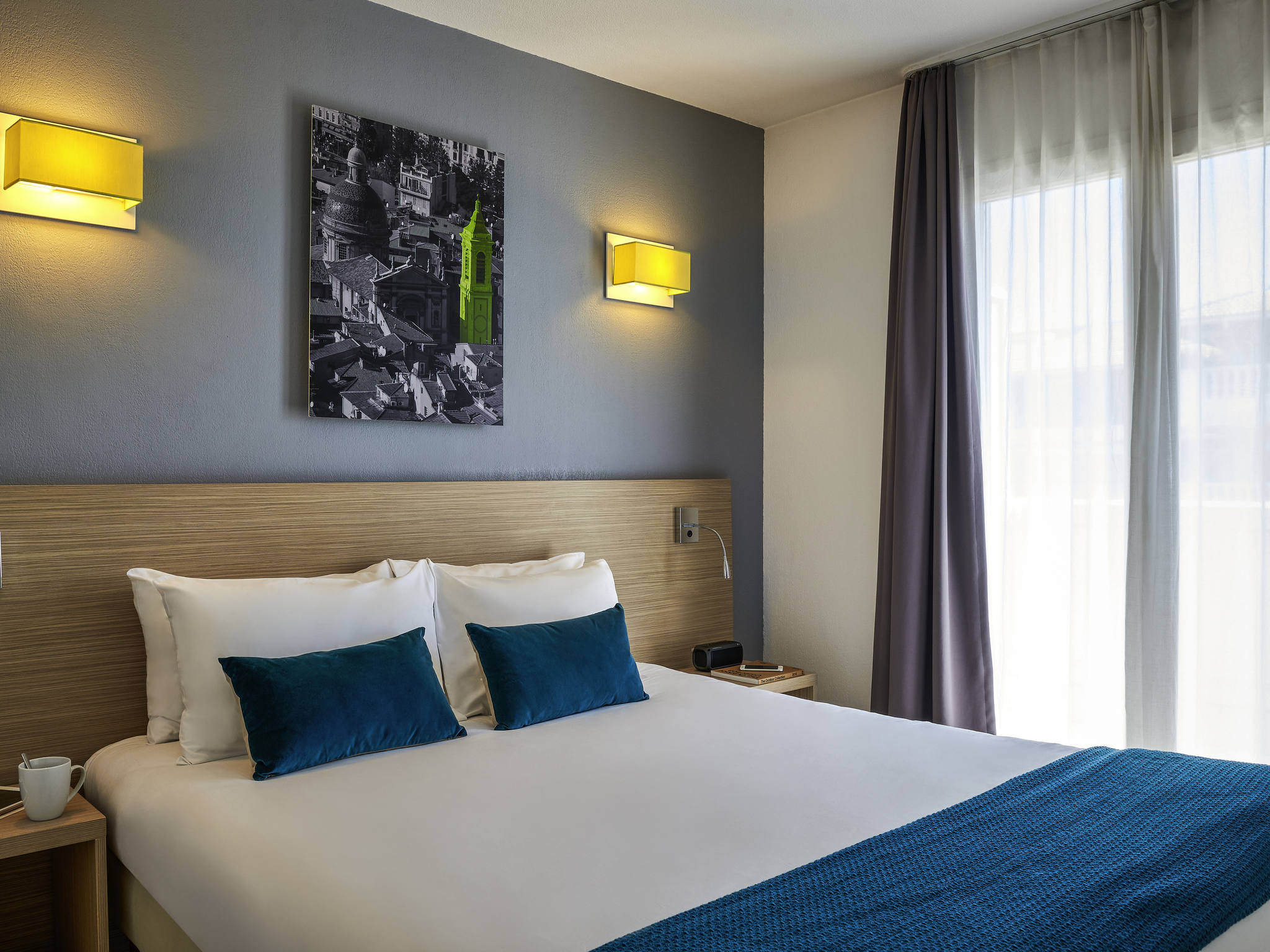 Hotell – Aparthotel Adagio access Nice Magnan