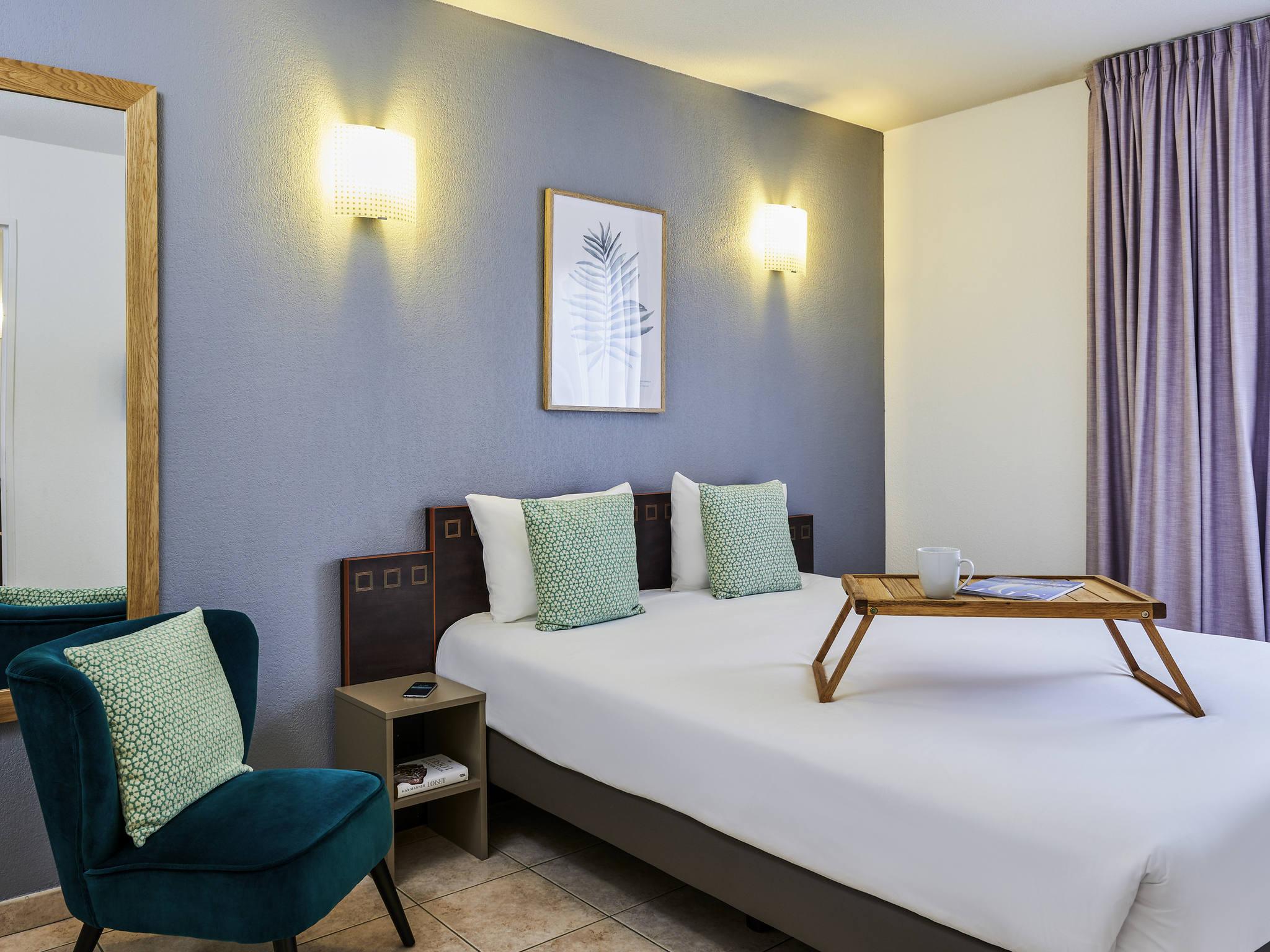 Отель — Aparthotel Adagio Access Ницца Акрополис