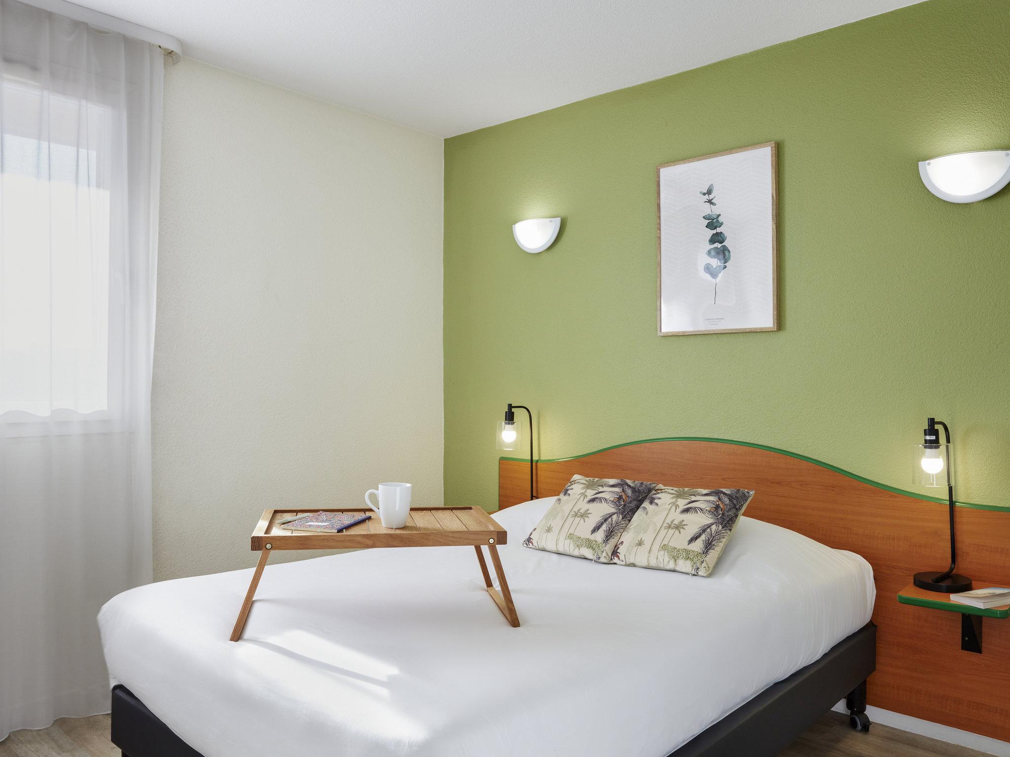 โรงแรม – Aparthotel Adagio access Bordeaux Rodesse