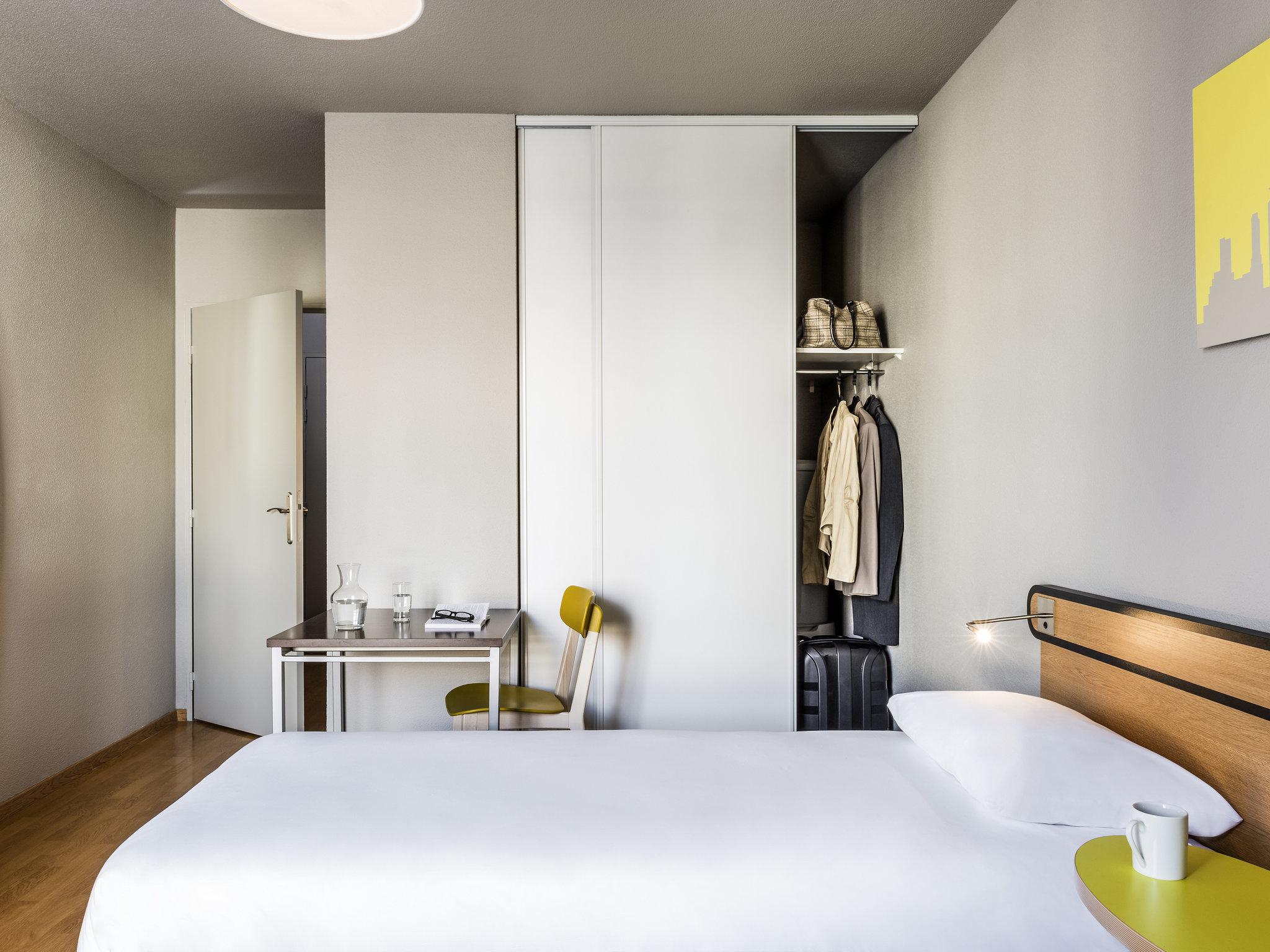 ホテル – アパートホテル アダジオ アクセス ヴァンヴ ポルト ド シャティヨン