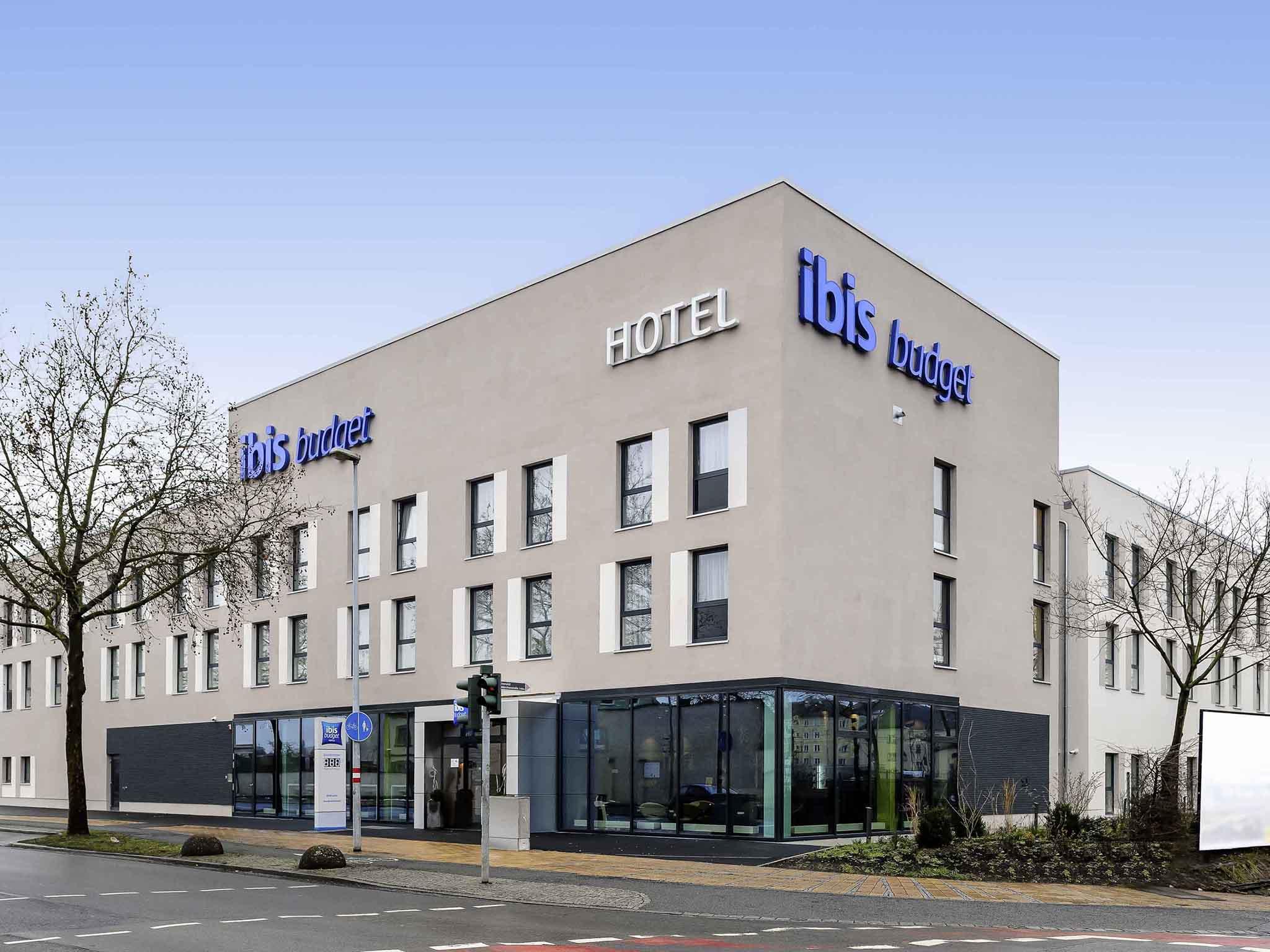 Hotell – ibis budget Bamberg