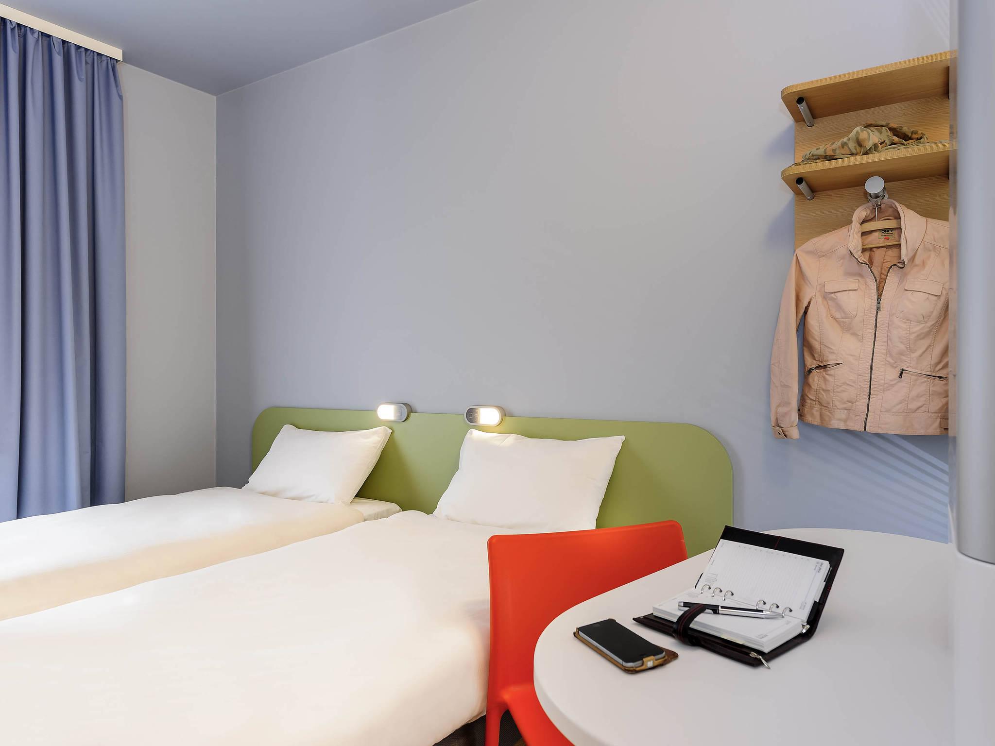 Ibis Budget Hotel In Bamberg Günstig Und Modern