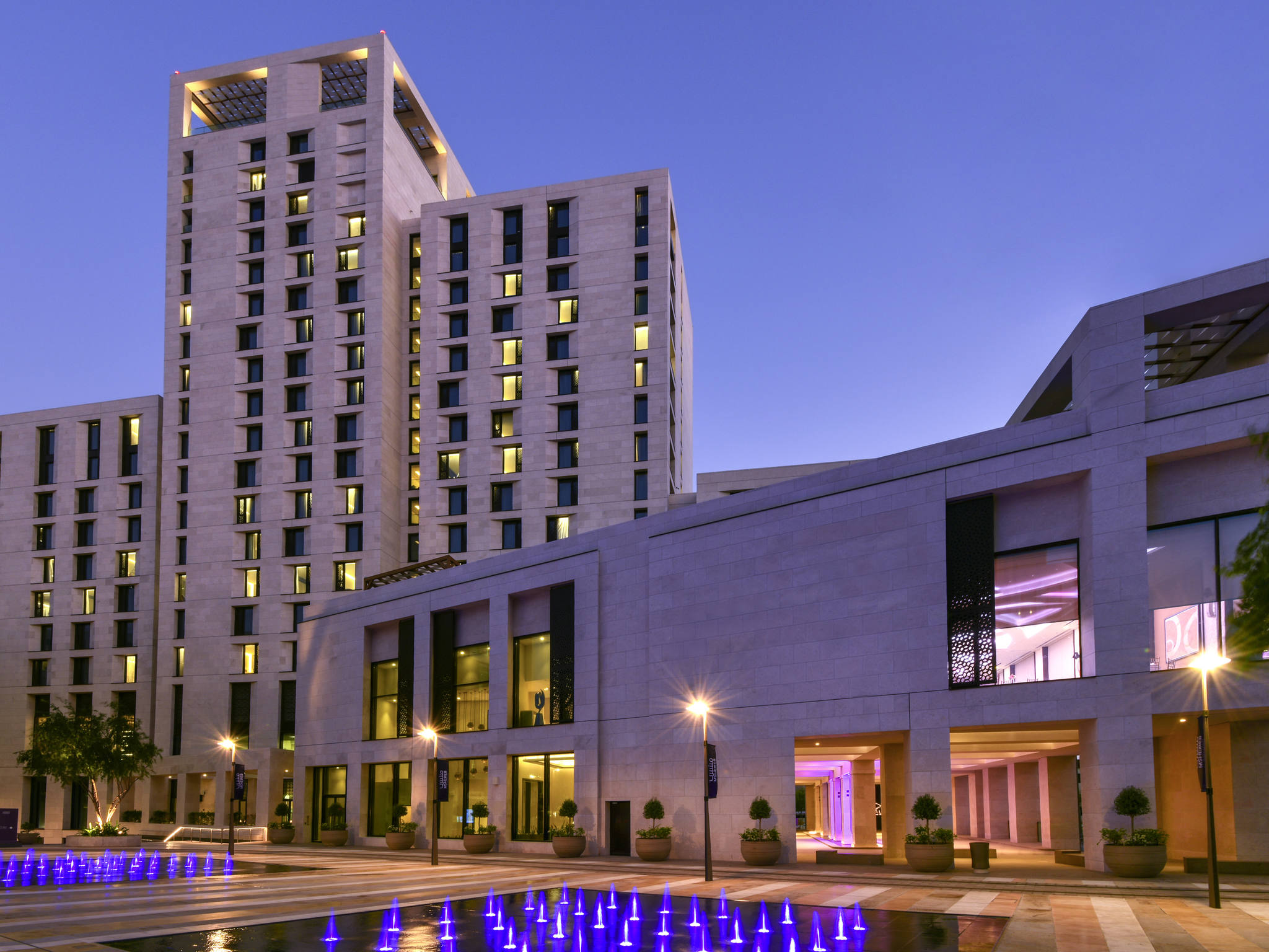 Hotell – Alwadi Hotel Doha - MGallery by AccorHotels (Opening Soon)