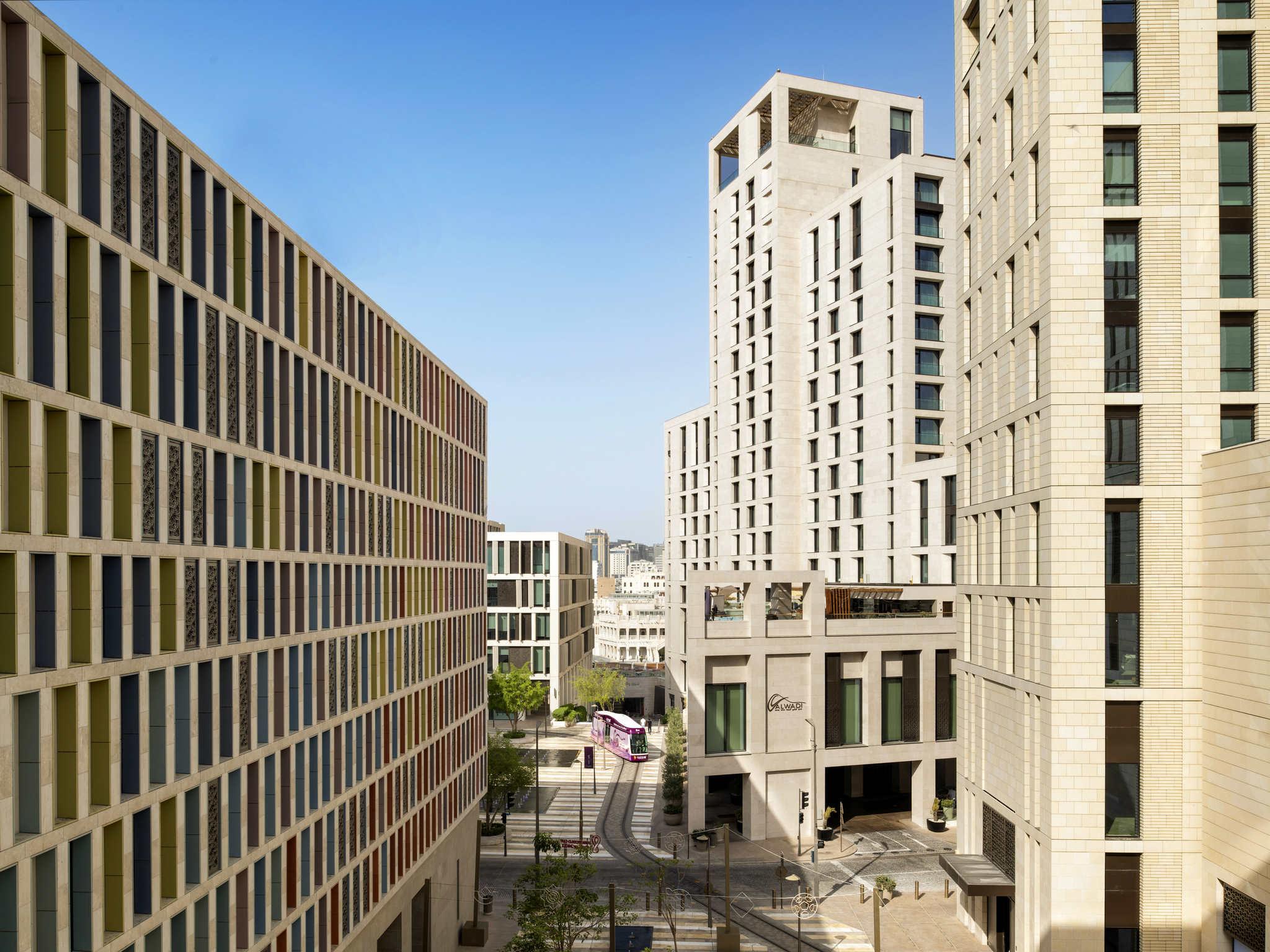 Hotel – Alwadi Hotel Doha MGallery By Accorhotels (abre em breve)