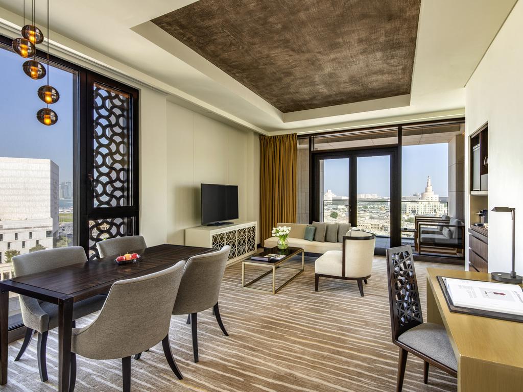 Hotel in Doha - Alwadi Hotel Doha - MGallery - AccorHotels