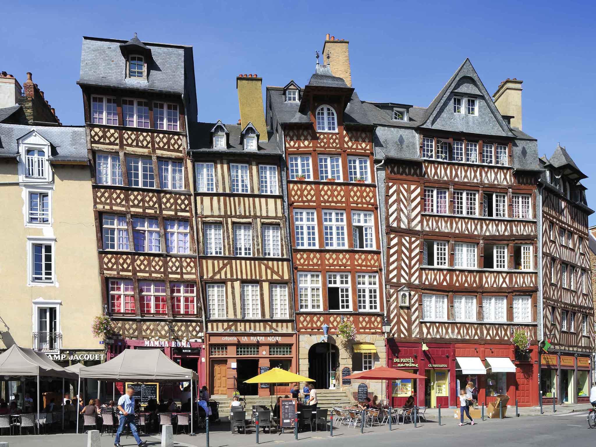 Hotel In Rennes