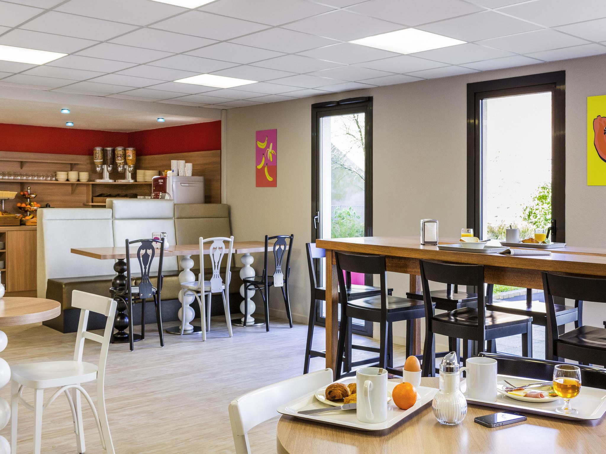 Hotell – Aparthotel Adagio access Rennes Centre