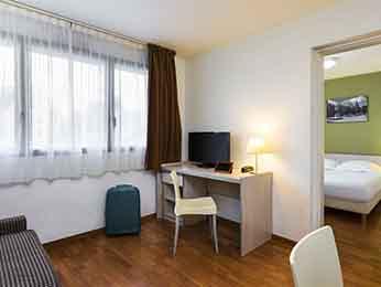 Aparthotel Adagio access Rennes Centre à RENNES