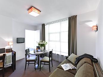 Aparthotel Adagio access Toulouse Saint-Cyprien à TOULOUSE