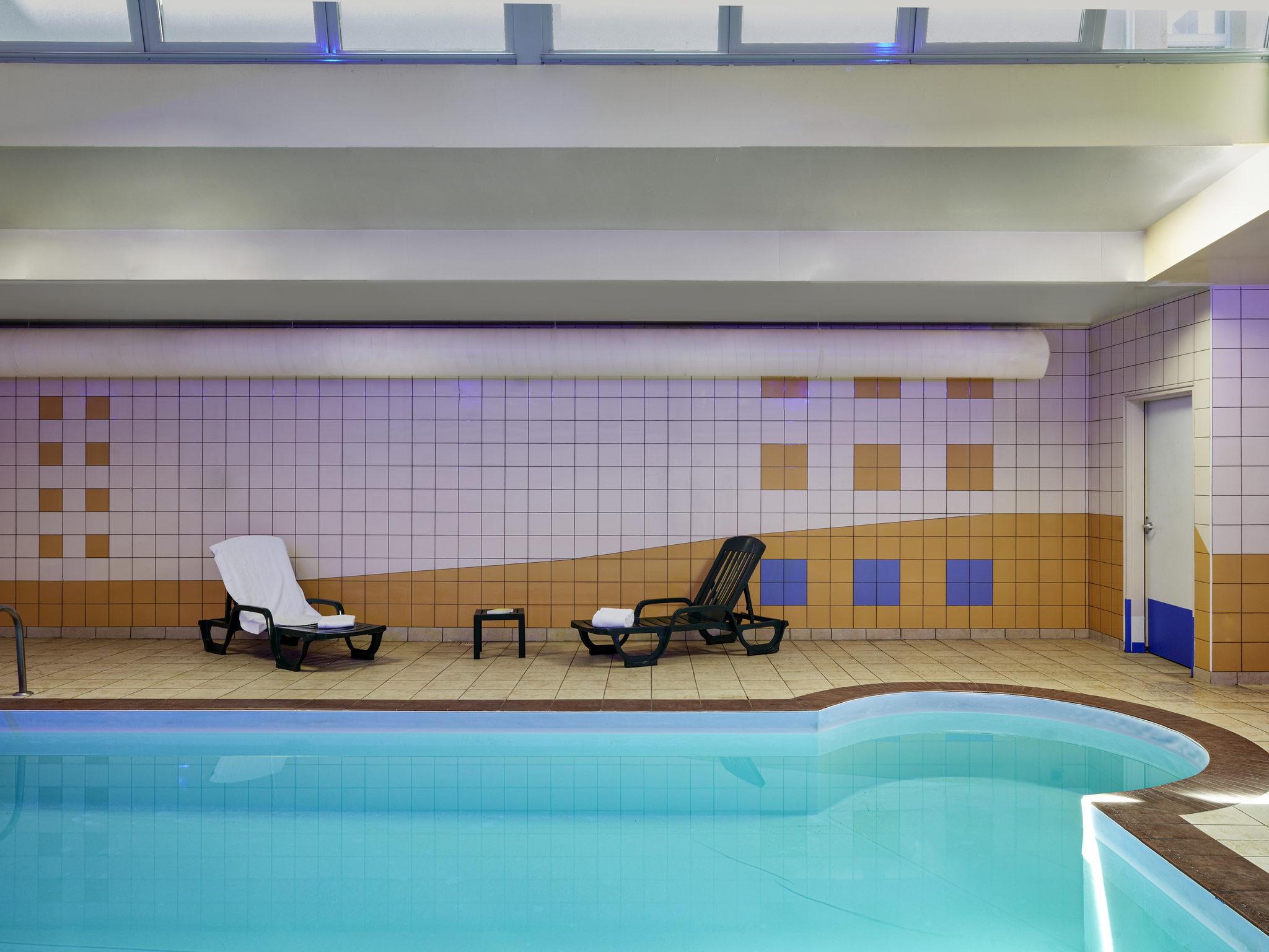 酒店 – 阿德吉奥阿克瑟斯普瓦捷酒店