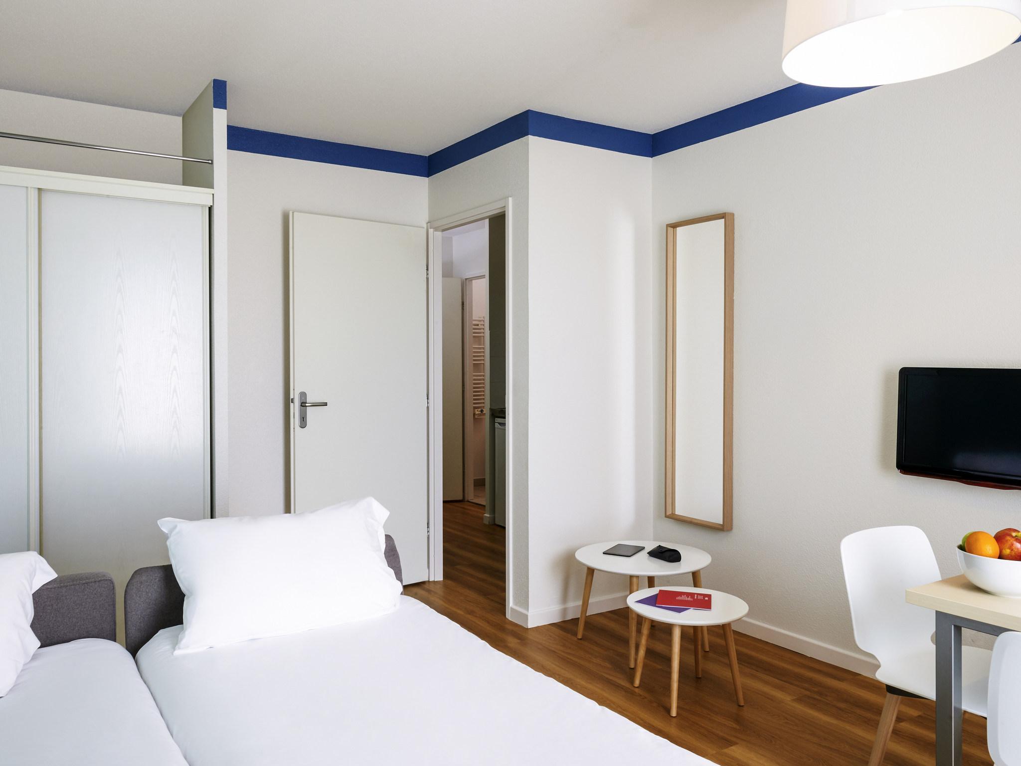 Hotel in ILLKIRCH - Aparthotel Adagio access Strasbourg Illkirch