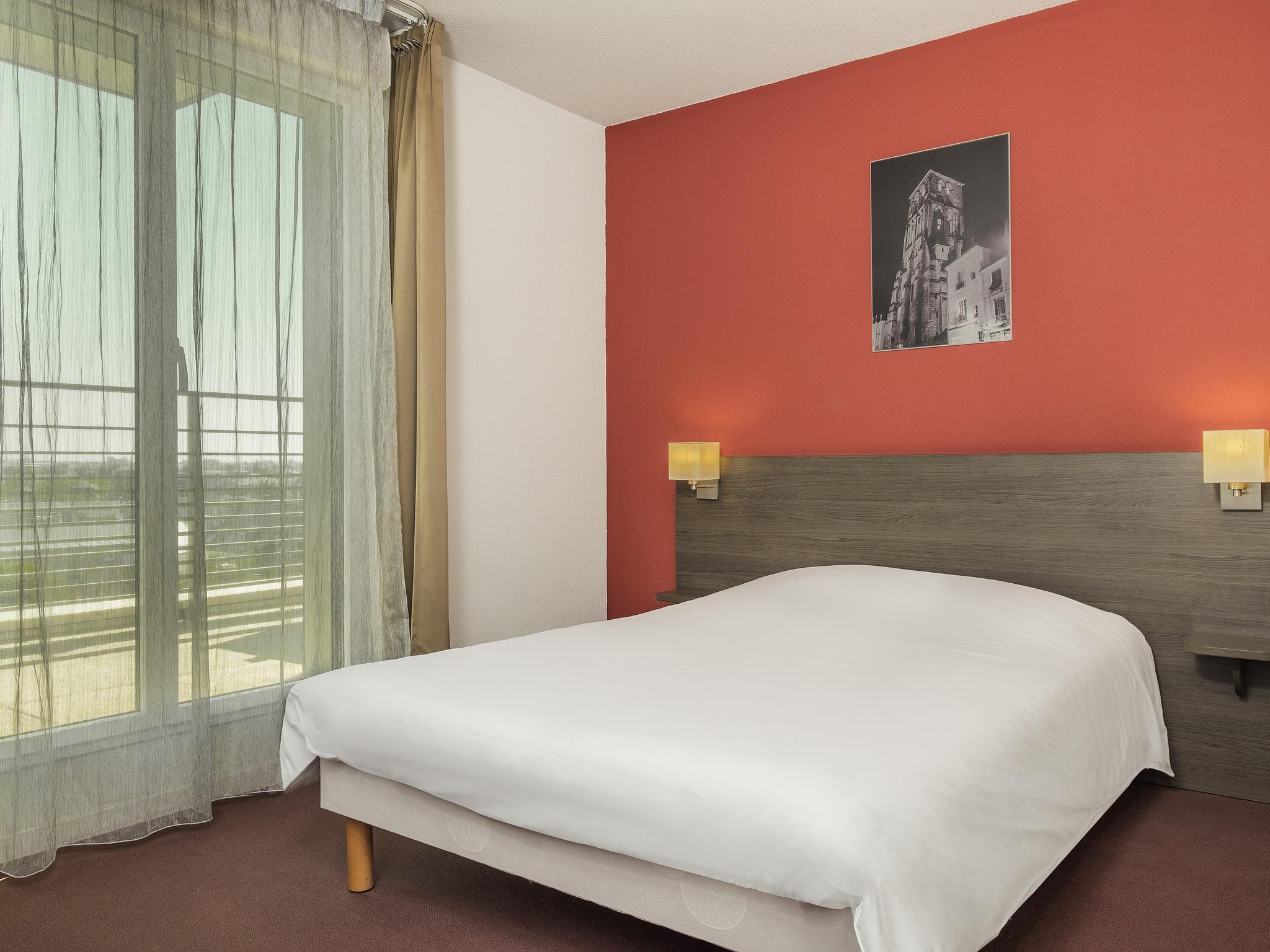 โรงแรม – Aparthotel Adagio access Tours