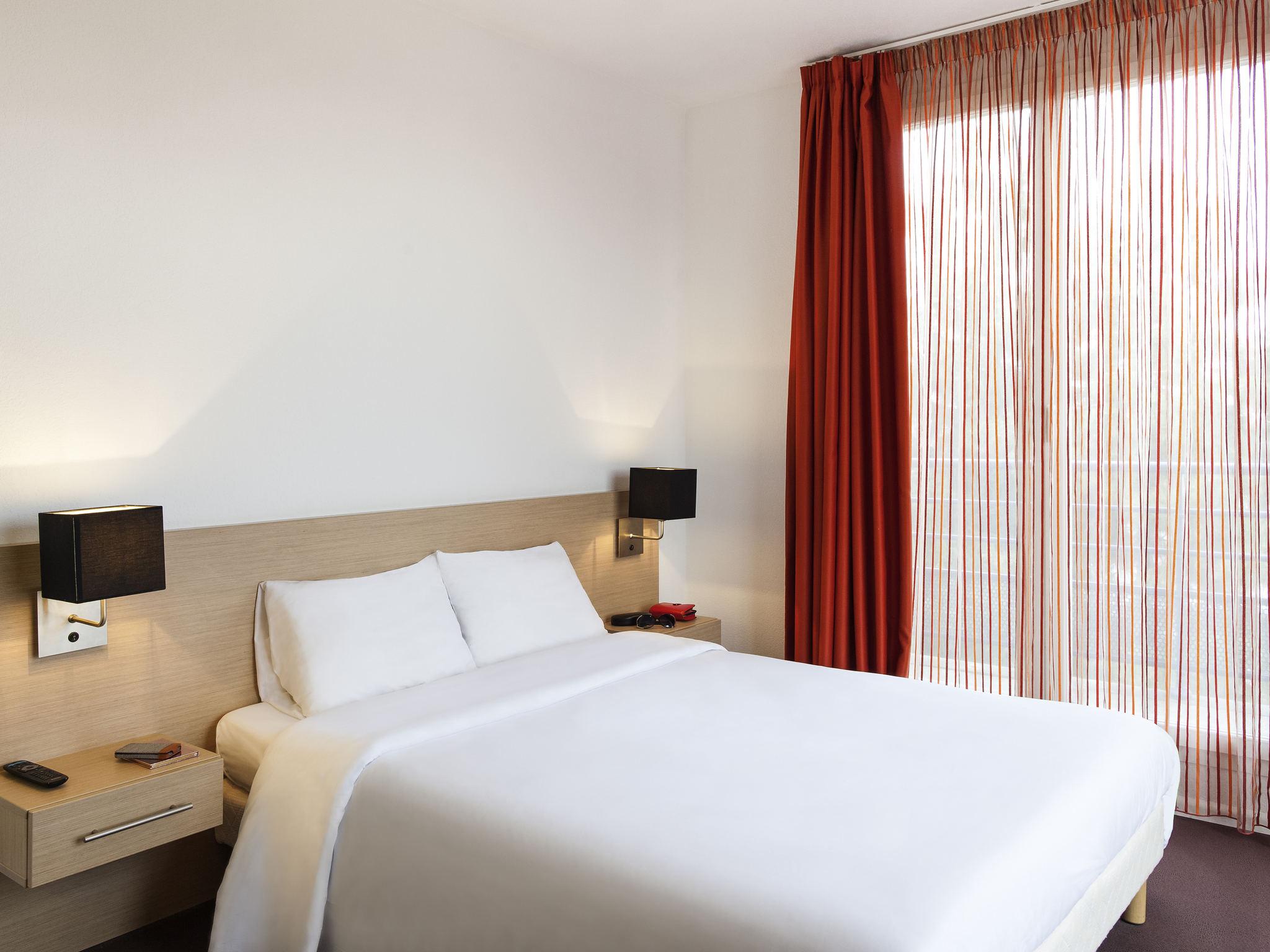 Отель — Aparthotel Adagio Access Сент-Луи Бале