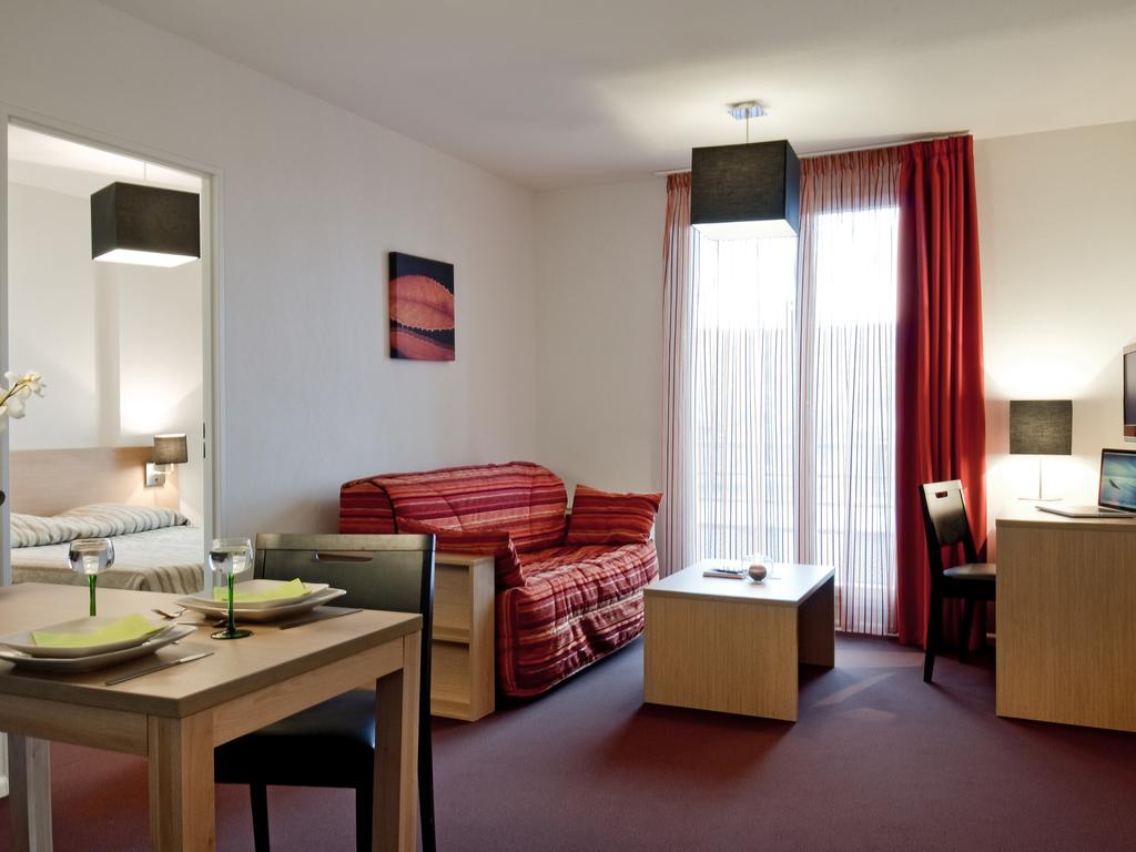 Hotel in SAINT LOUIS - Aparthotel Adagio Access Saint Louis Bâle