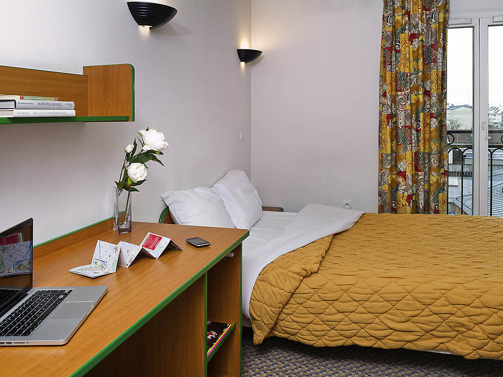 Hotel em maisons alfort aparthotel adagio access paris for Appart hotel maison alfort