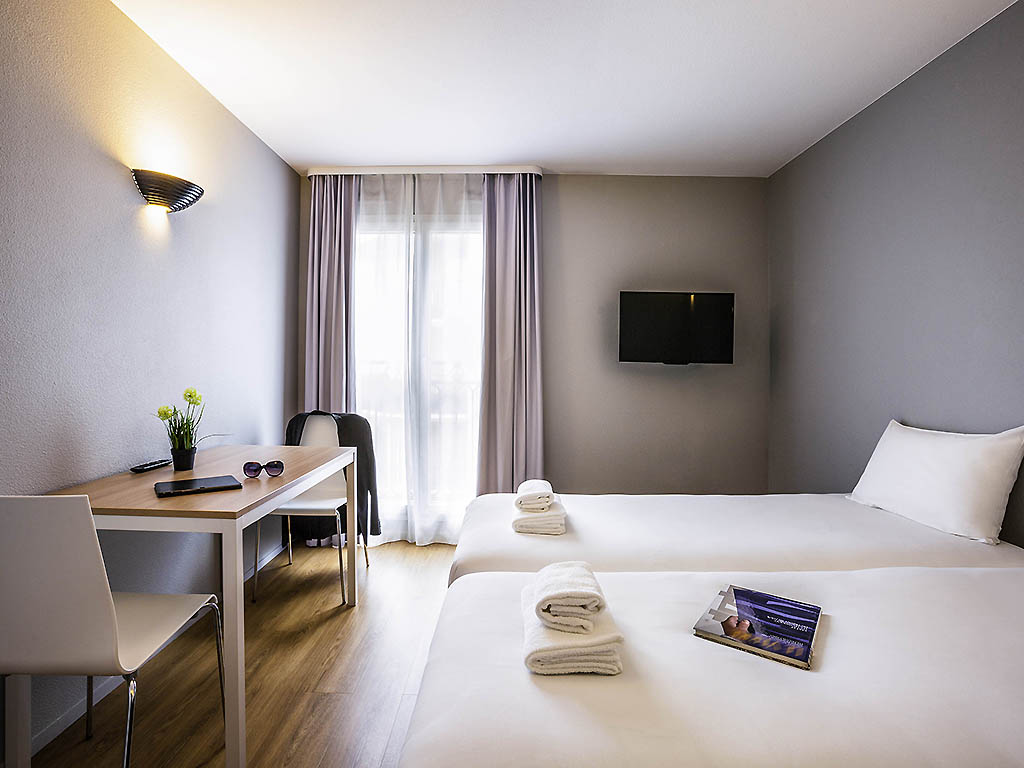 H tel maisons alfort aparthotel adagio access paris for Apart hotel maison alfort