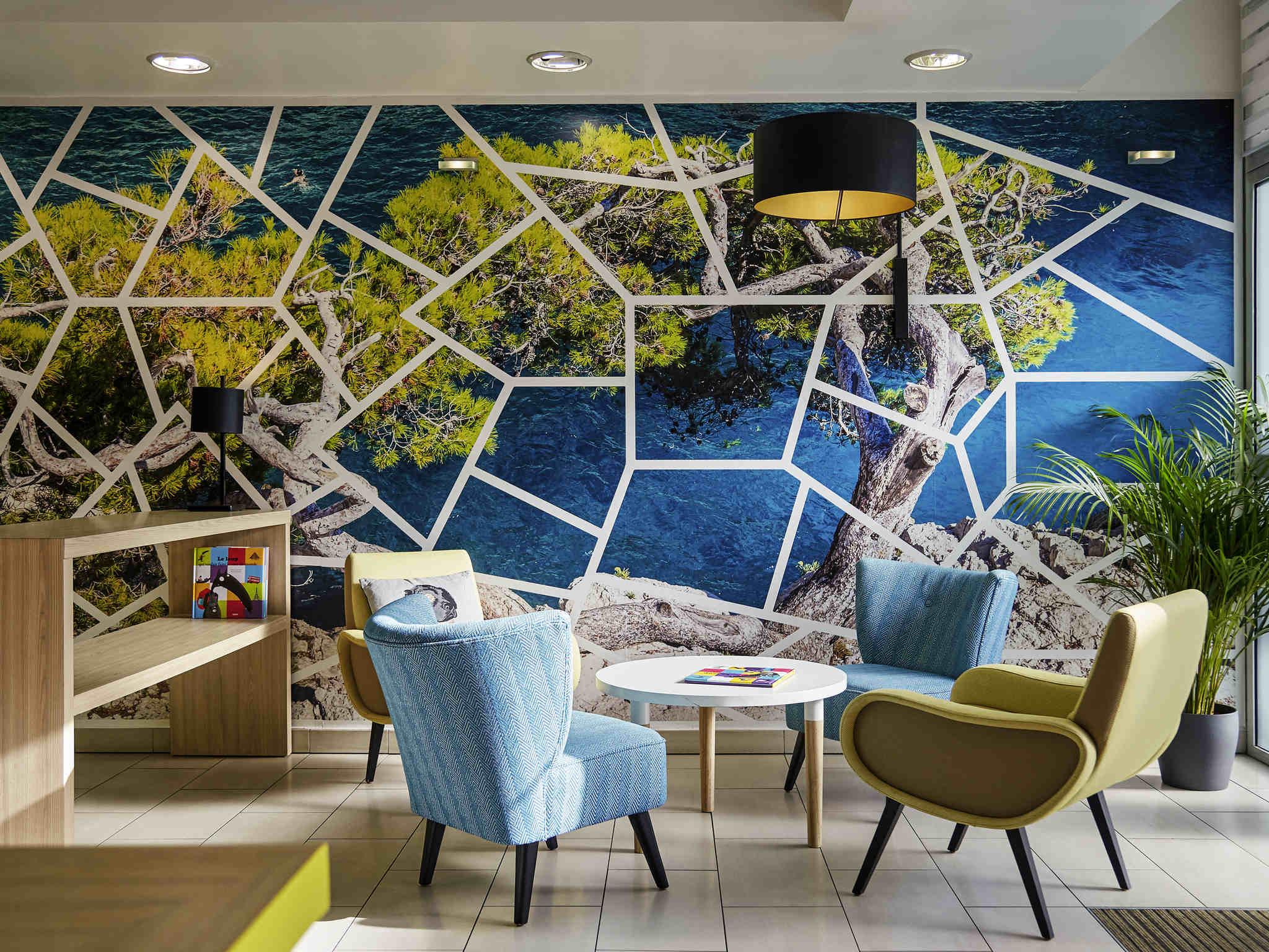 Hotel – Aparthotel Adagio Access Marsella Saint Charles