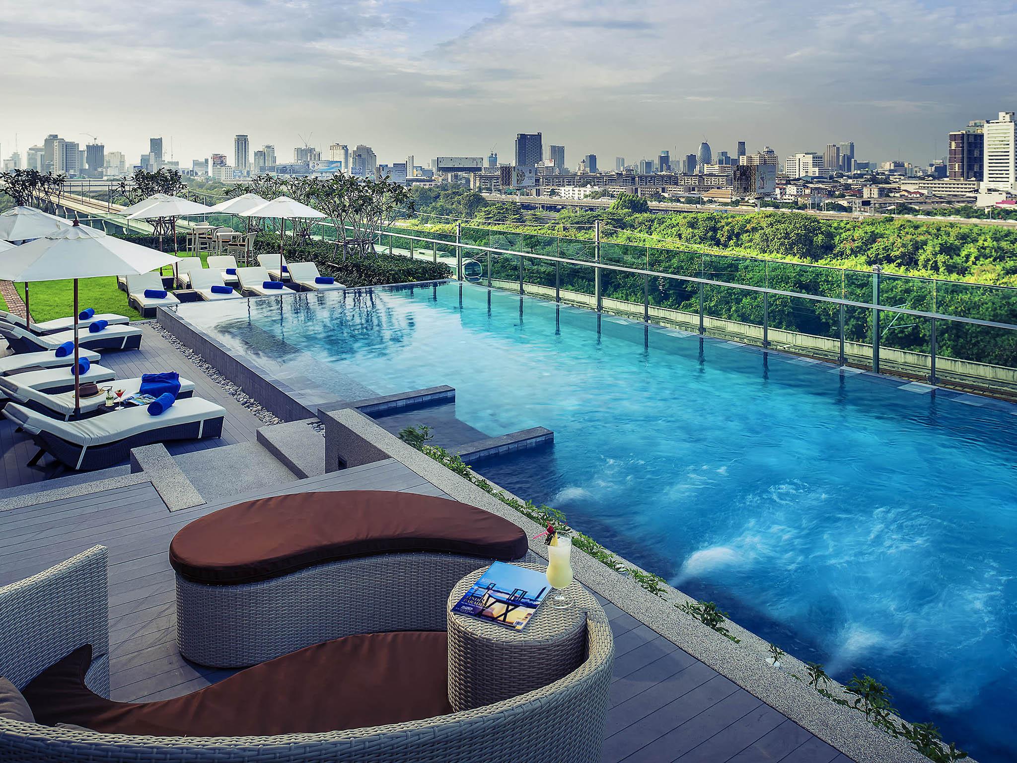Hotel – Mercure Bangkok Makkasan