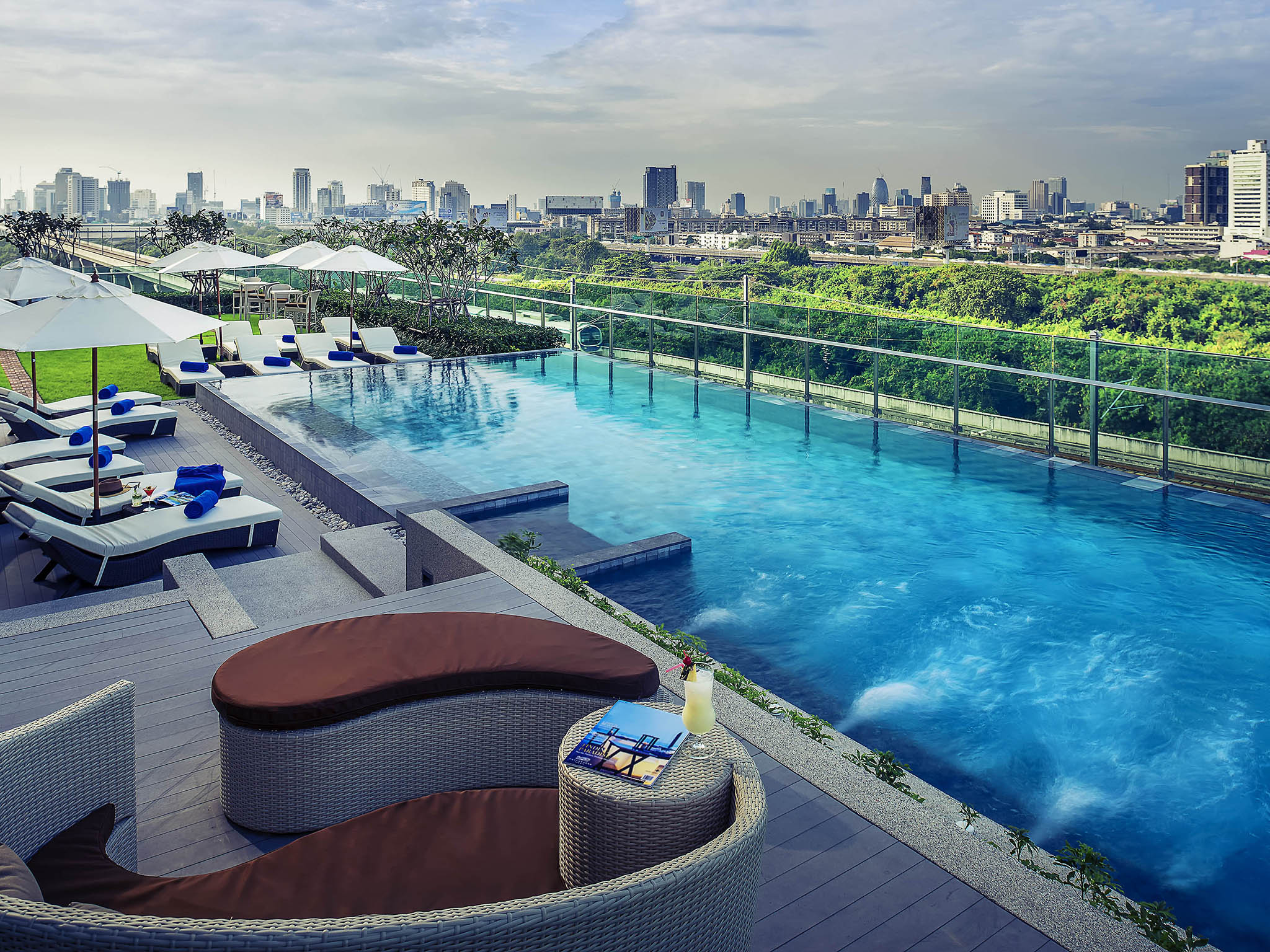 Hotell – Mercure Bangkok Makkasan