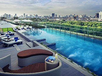 Mercure Bangkok Makkasan (Opening Early of 2017)